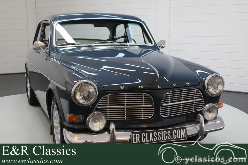 Volvo Amazon B20 2-door 1966 Midnight Blue