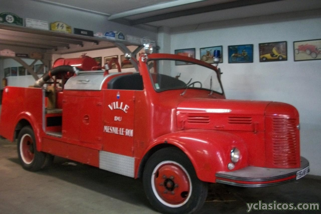 hotchkiss camion bomberos portal for buying and selling classic cars. Black Bedroom Furniture Sets. Home Design Ideas