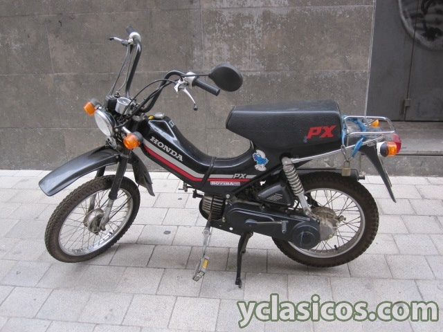 honda px 50 s en venta portal for buying and selling classic cars. Black Bedroom Furniture Sets. Home Design Ideas
