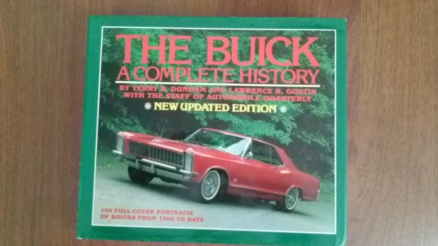 THE BUICK, A COMPLETE HISTORY