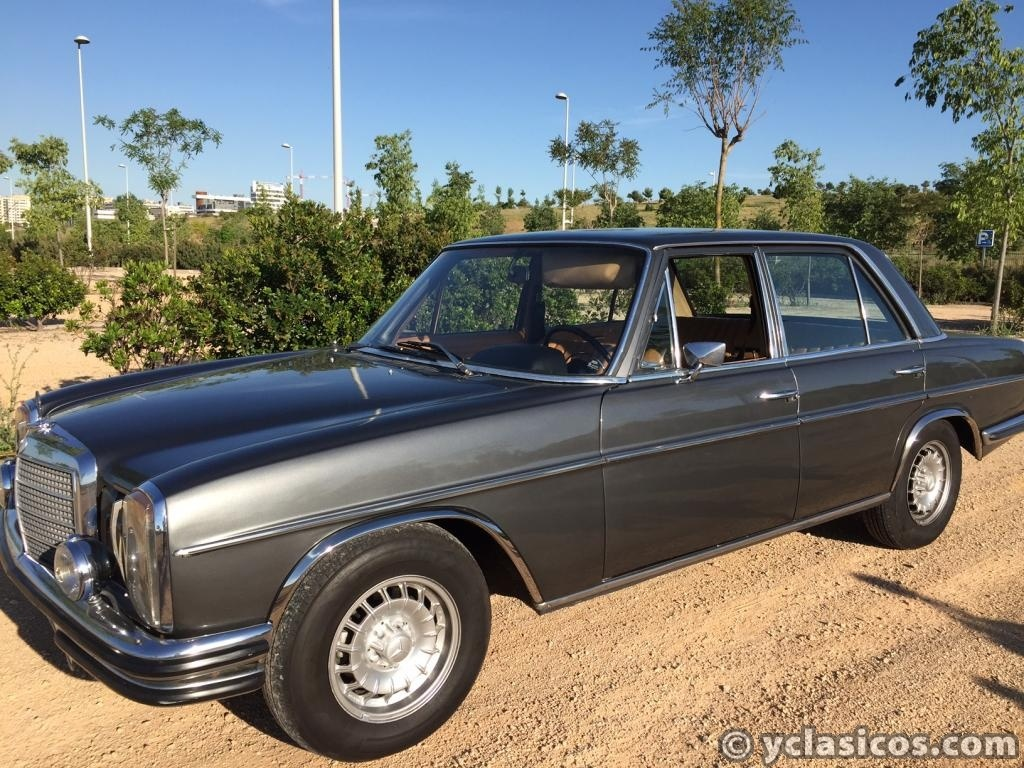 Mercedes W114 W115 impecable