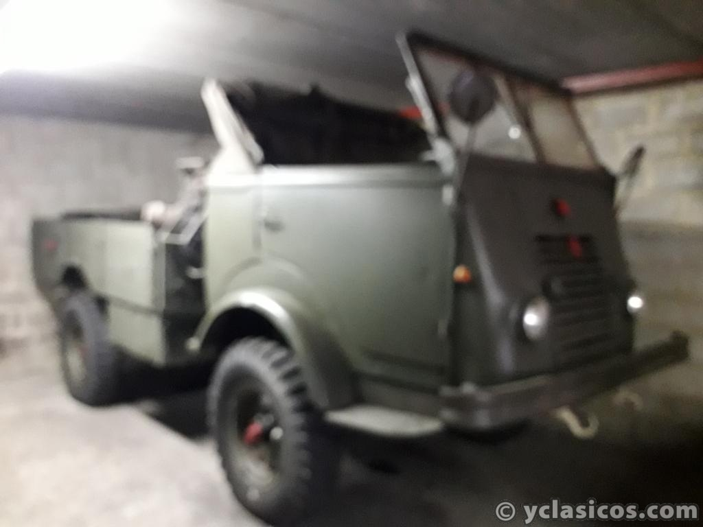 RENAULT ARMY 4X4 1954