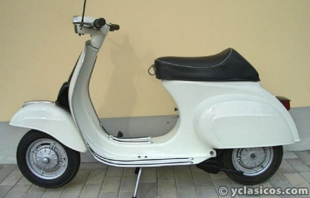 "1970 Vespa 50 Special ""First series"""