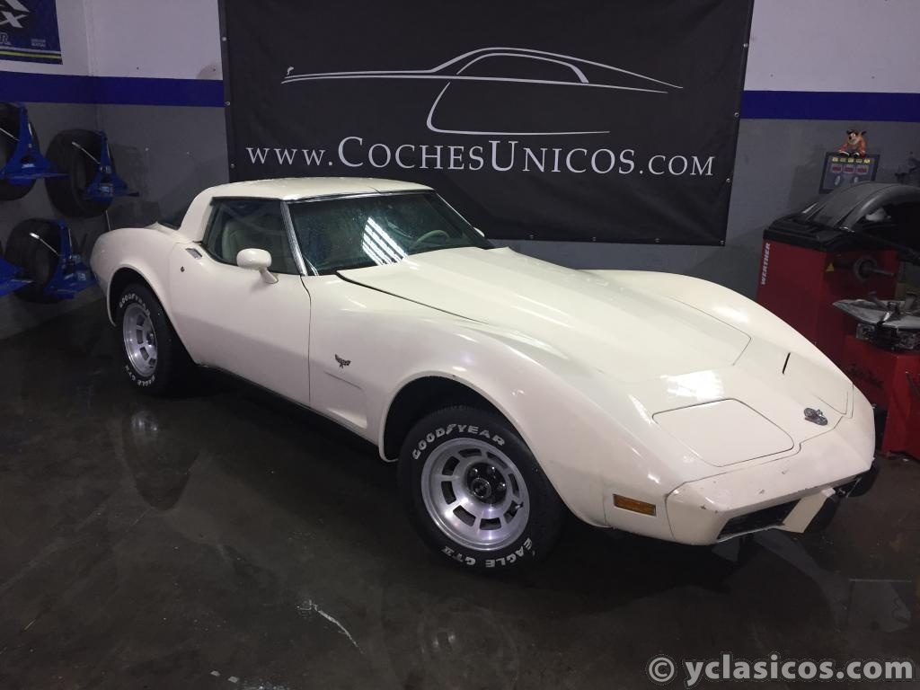 Chevrolet Corvette C3 MANUAL 5700cc
