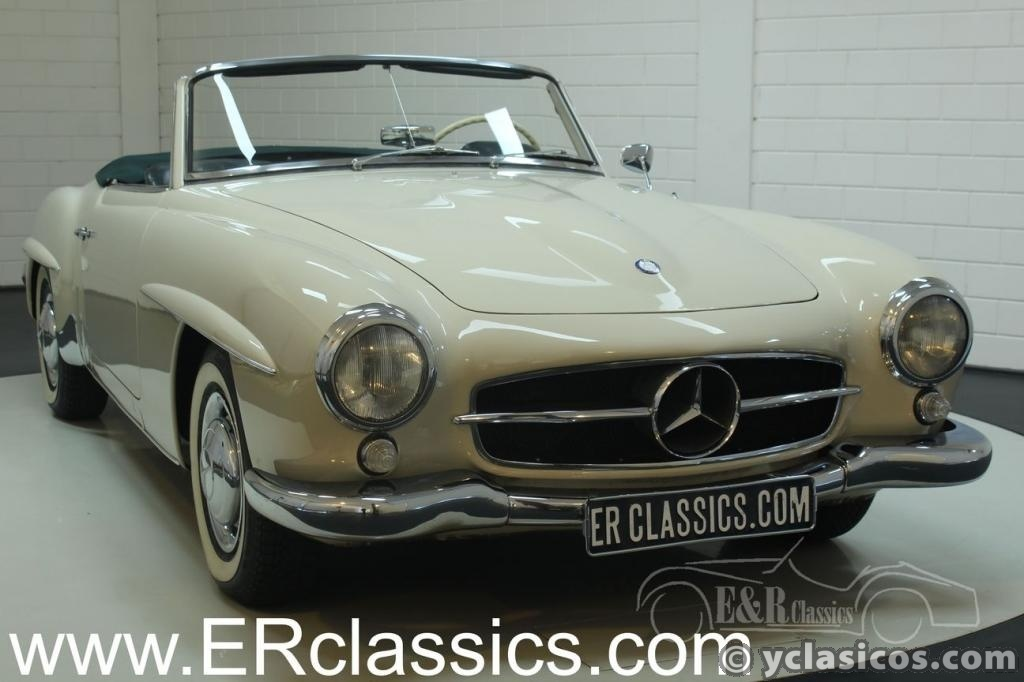 Mercedes Benz 190 SL 1961 Holland delivered, first owner, 87.000 kms