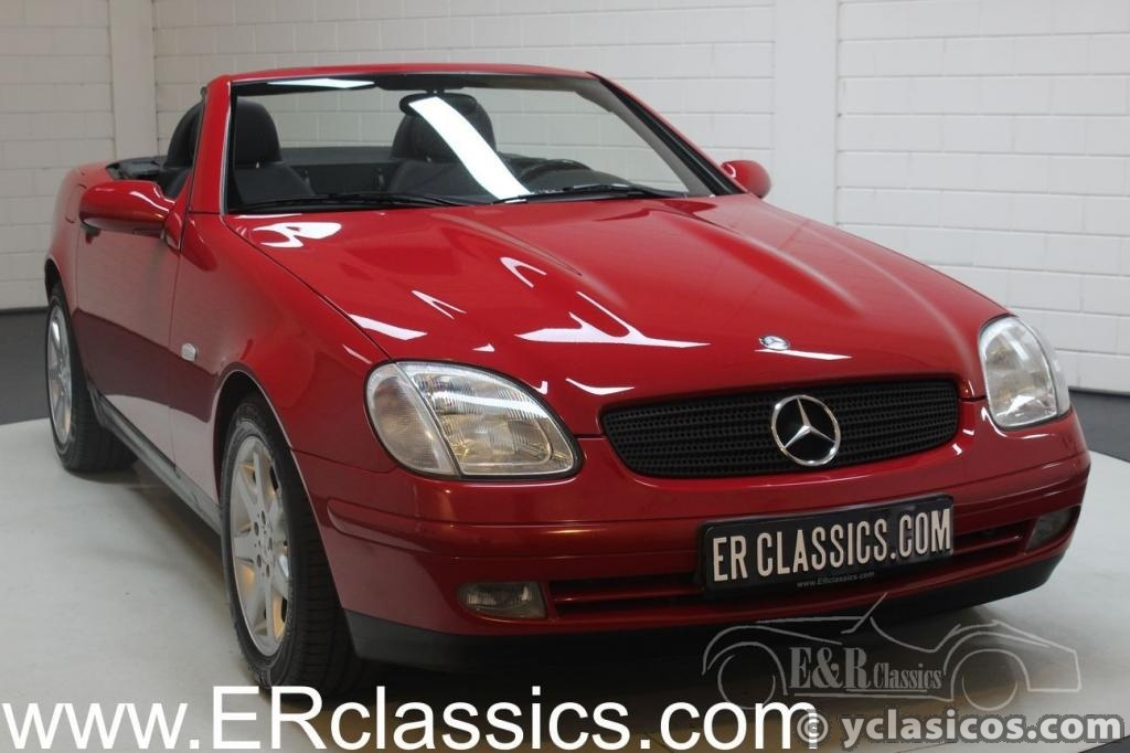 Mercedes-Benz SLK 200 Roadster 1997 Only 84,905 km