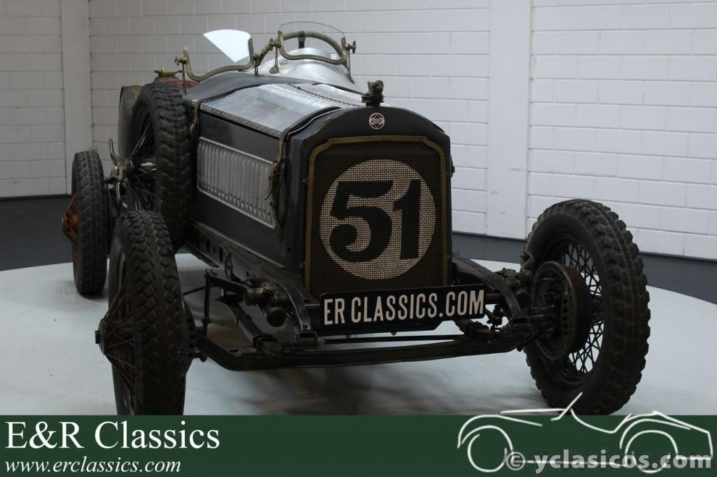 Durant Motors Inc. Rugby 1929 Racer