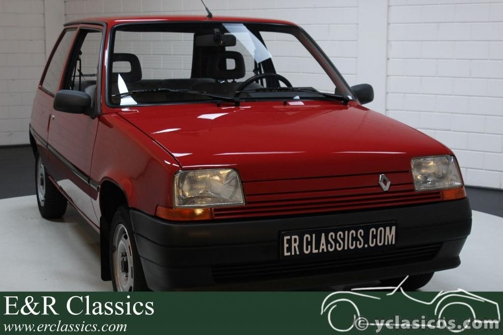 Renault 5 Supercinq 1993 Original top condition