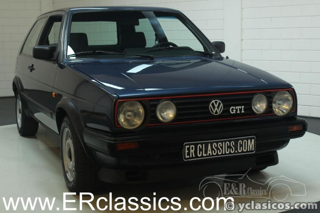 Volkswagen Golf GTI 1988 MK2 in top condition
