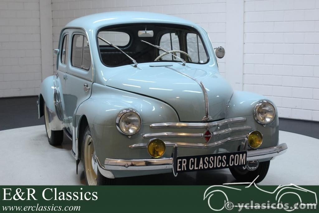 Renault 4CV 1957 Beautiful restored condition