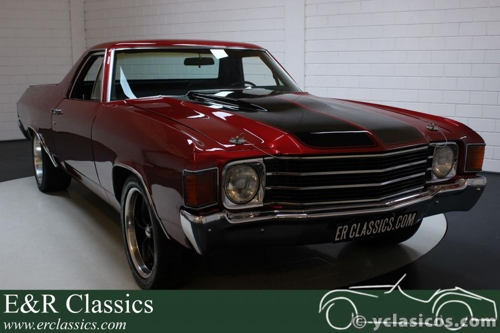 Chevrolet El Camino 1972 6.6L big block V8