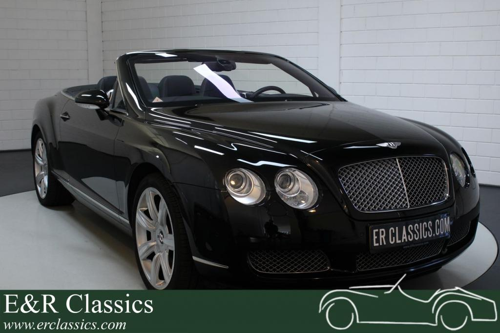Bentley Continental GTC 21.458KM 2007
