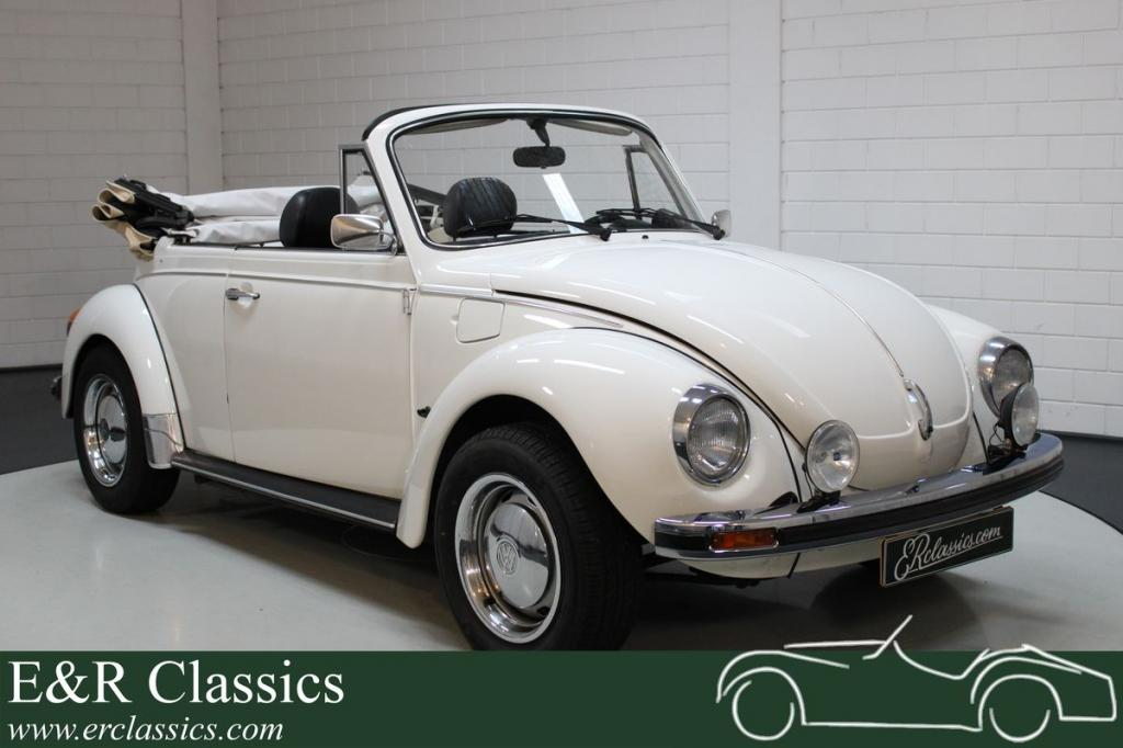 Volkswagen Beetle 1303LS Cabriolet extensively restored 1979