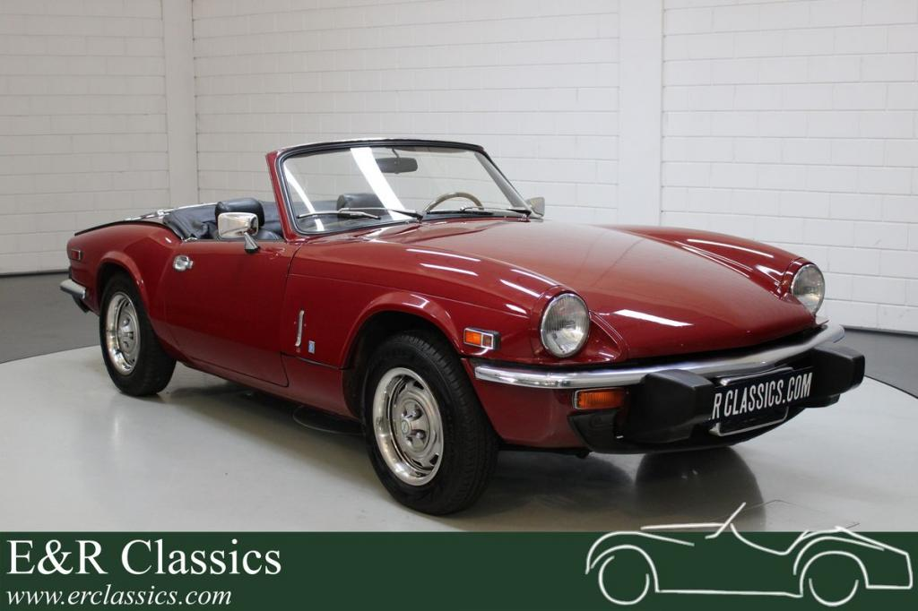 Triumph Spitfire 1500US good condition 1976