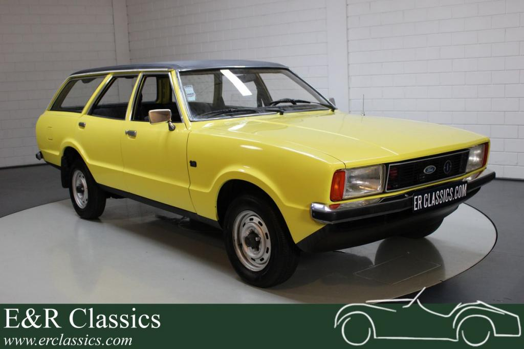 Ford Cortina | Station wagon | Nice condition | 1977