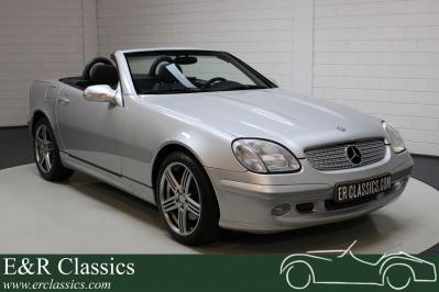Mercedes-Benz | SLK 320 | Convertible | 3.2 V6 | 2000