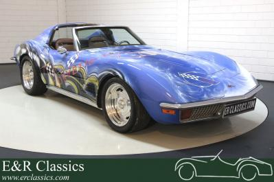 Chevrolet Corvette Stingray | Matching Numbers | Special paint | 1972