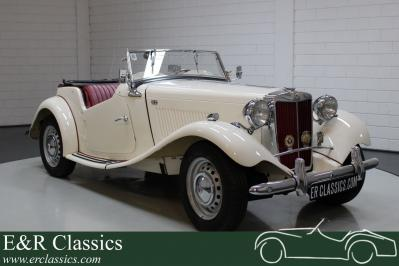 MG TD | Body-Off restored | Top condition | Cabriolet | 1953