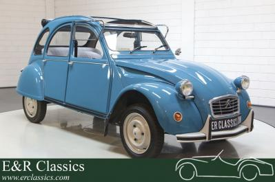 Citroën 2CV6 Club | Extensively restored | 1990