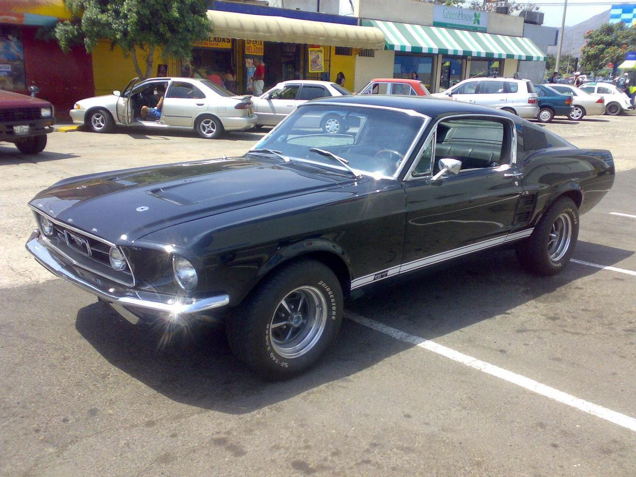 Ford Mustang 1967 Comprar