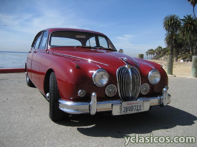 jaguar mkii 3.8 litre de 1962 - portal compra venta vehículos clásicos