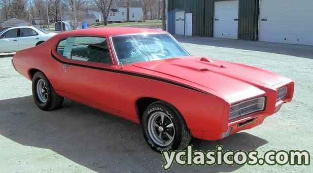Pontiac gto de 1969 para restaurar portal compra venta - Clasico para restaurar ...
