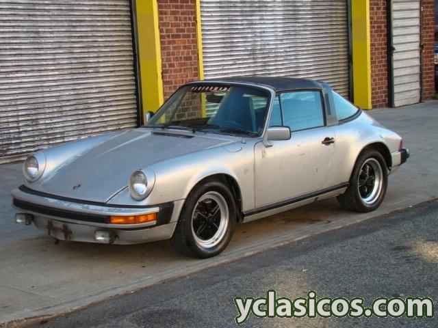 Porsche 911sc para restaurar portal compra venta - Clasico para restaurar ...
