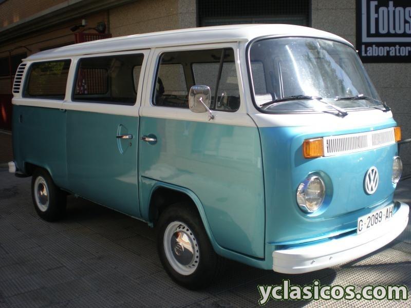 Vendo furgoneta volkswagen t2 a o 1977 portal compra for Vendo furgoneta camper