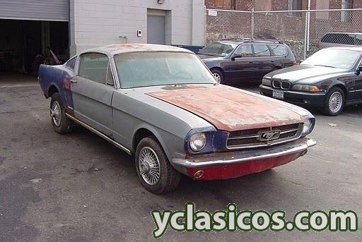 Venta de ford mustang clasicos para restaurar - Clasico para restaurar ...
