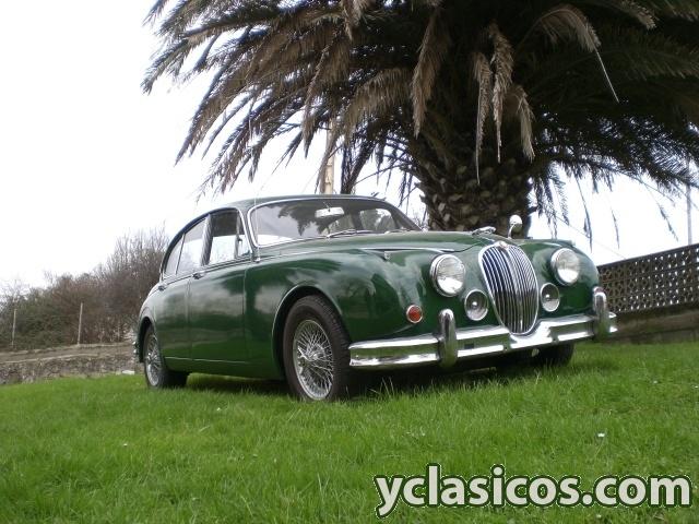 jaguar mk ii 3.8 automatico - portal compra venta vehículos clásicos