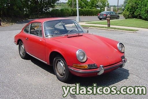 Porsche 912 para restaurar portal compra venta veh culos - Clasico para restaurar ...