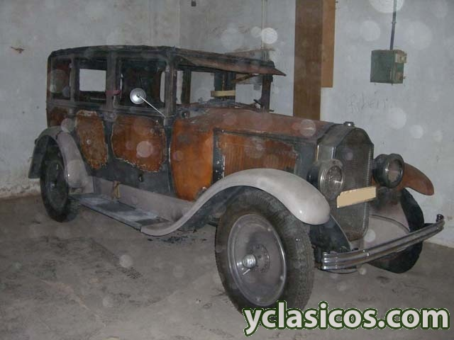 Buick standard six para restaurar portal compra venta - Mini clasico para restaurar ...