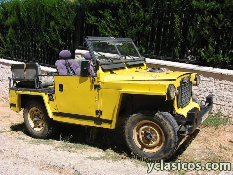 land rover 88 ligero - portal compra venta vehículos clásicos