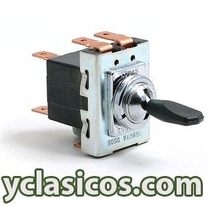 Vendo interruptores cuadro alpine a 110 portal compra venta veh culos cl sicos - Interruptores clasicos ...