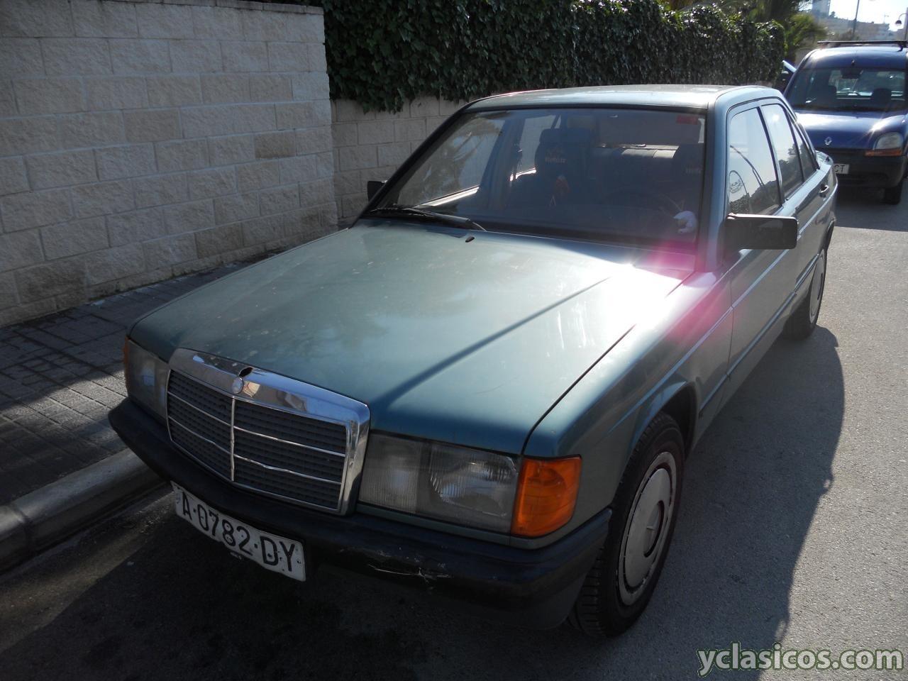 Mercedes benz 190 portal compra venta veh culos cl sicos - Danana interiores ...