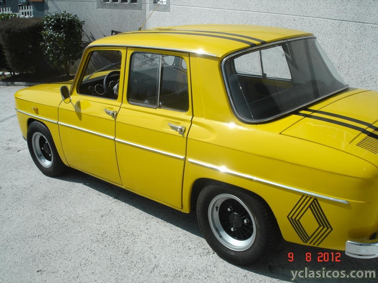 Renault 8 Ts Vendo O Cambio Portal Compra Venta Vehículos Clásicos