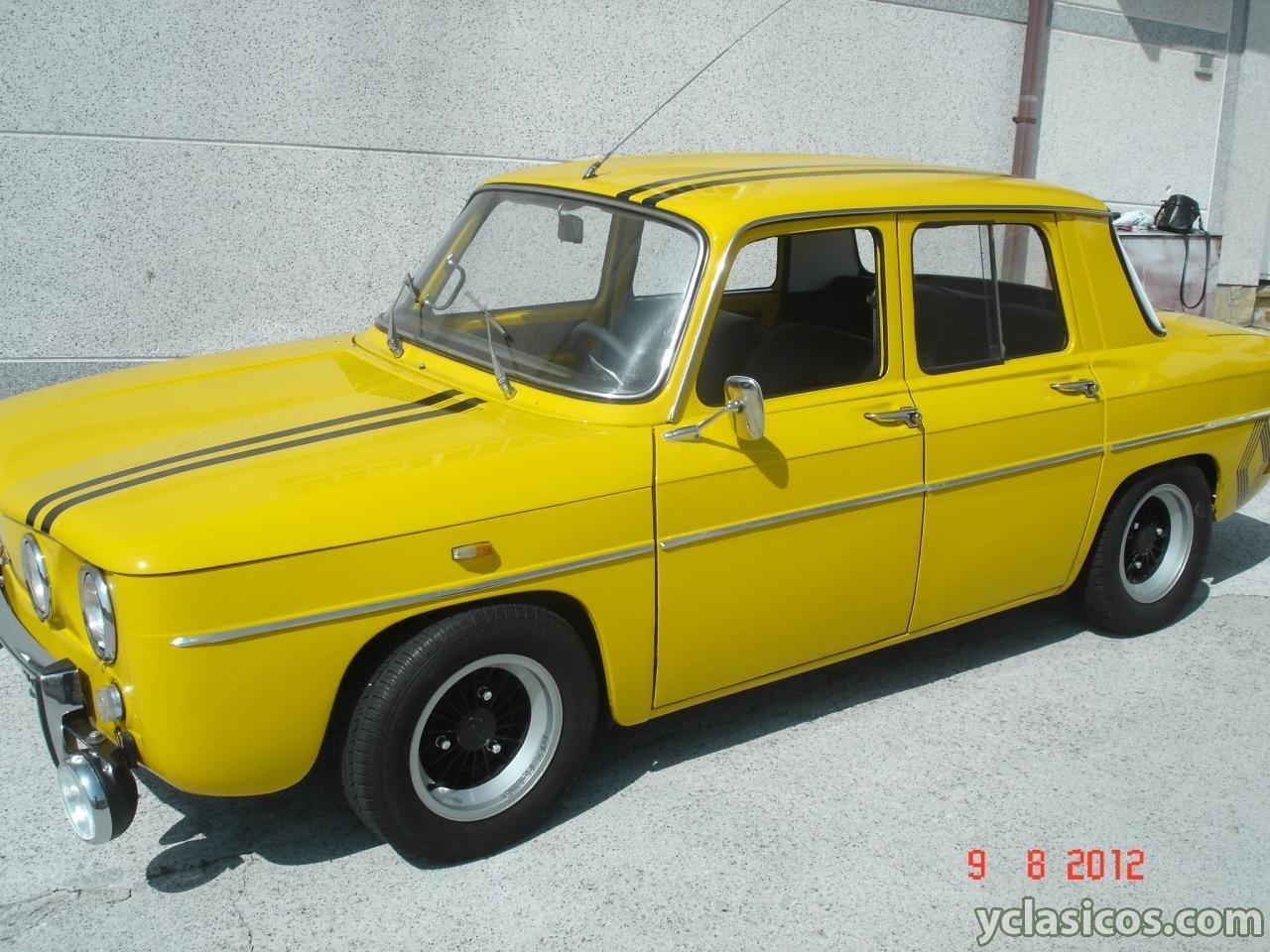 Renault 8 Ts Portal Compra Venta Vehículos Clásicos