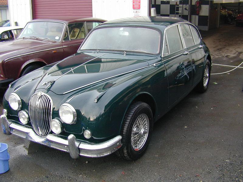 jaguar mk2 3.8 - portal compra venta vehículos clásicos