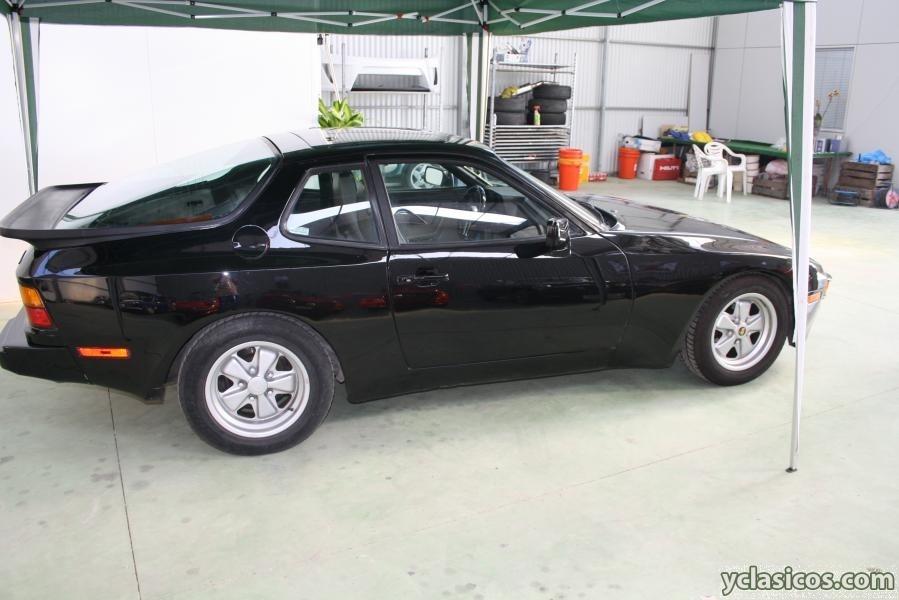 Porsche 944 modelo americano portal compra venta for Porche americano