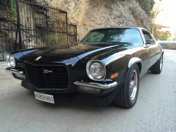 Chevrolet Camaro 1971 Portal Compra Venta Vehculos Clsicos