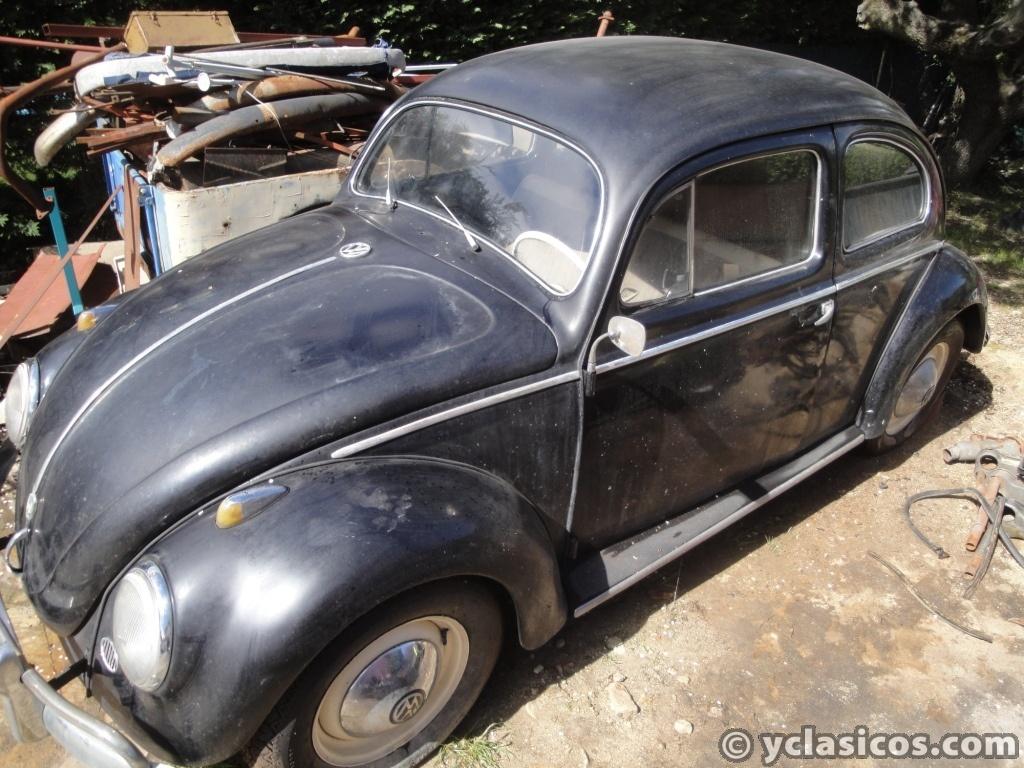 Volkswagen oval portal compra venta veh culos cl sicos - Clasico para restaurar ...