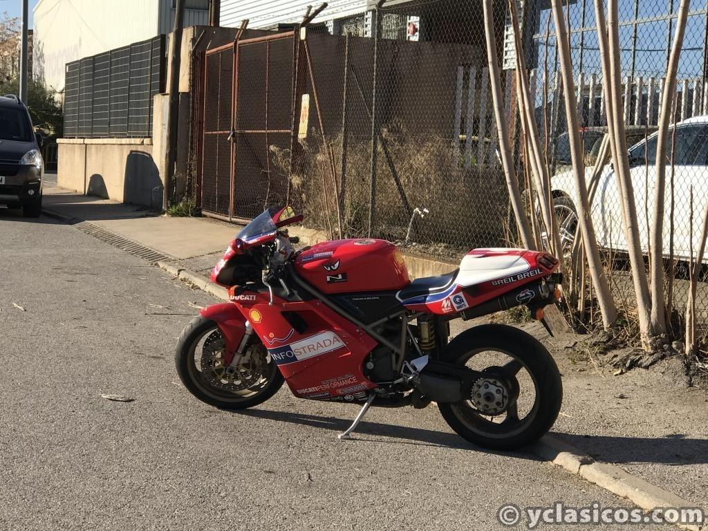 Ducati 748 Portal Compra Venta Vehículos Clásicos