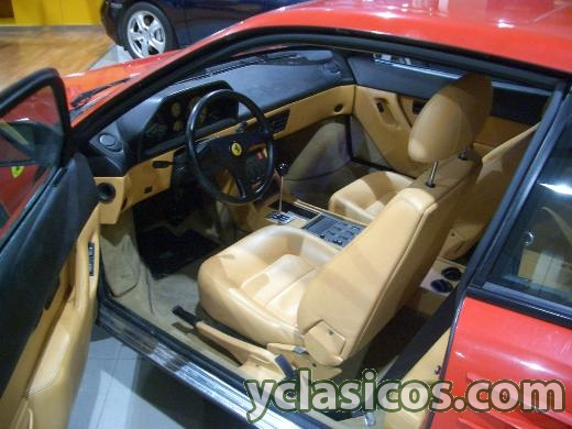 ferrari mondial t portal compra venta veh culos cl sicos. Black Bedroom Furniture Sets. Home Design Ideas