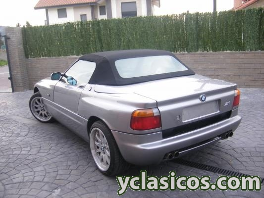 bmw z1 a o 1990 portal compra venta veh culos cl sicos. Black Bedroom Furniture Sets. Home Design Ideas