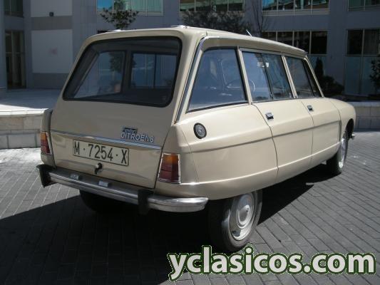 1973 Citro U00cbn C8 Familiar