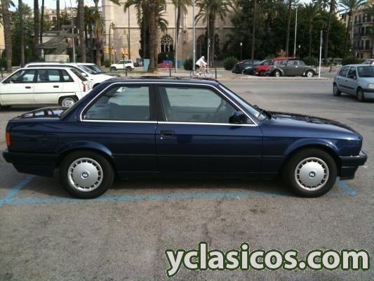 Bmw 316i E30 1991