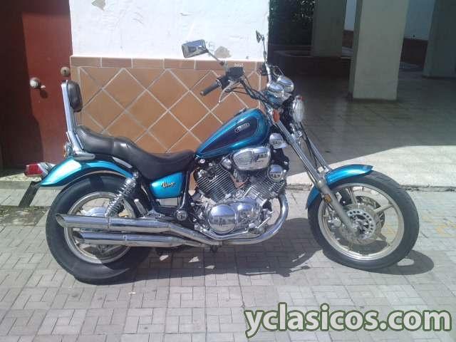 virago 750 espana: