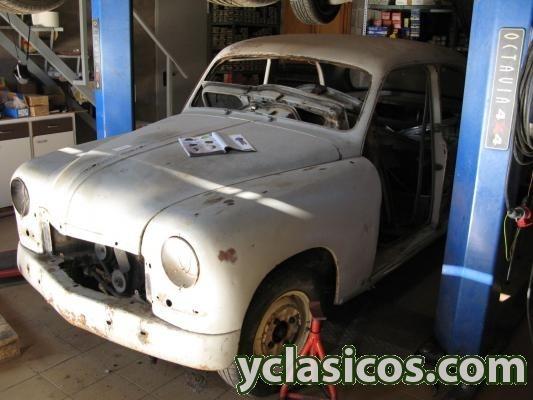 Seat 1400 para restaurar portal compra venta veh culos - Clasico para restaurar ...