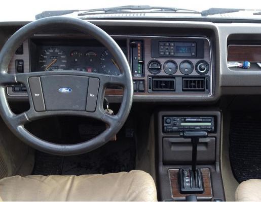 Ford Granada 2 8i Ghia Portal Compra Venta Veh 237 Culos