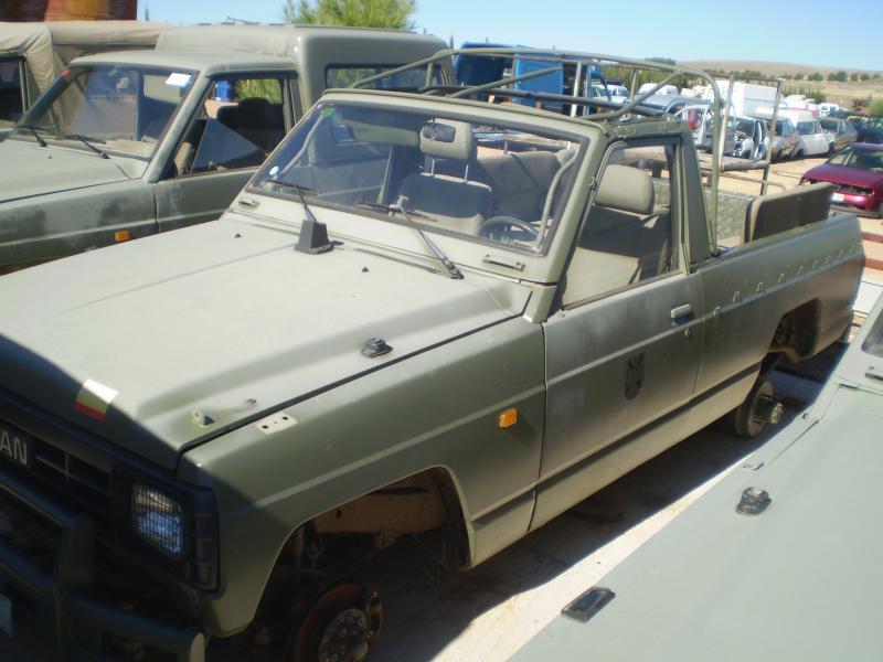 Despiece De Nissan Patrol Militares Portal Compra Venta